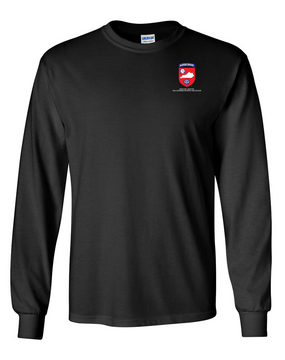 Kentucky Chapter (V1)  Long-Sleeve Cotton T-Shirt