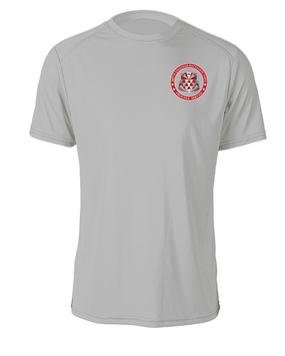 307th Combat Engineer Battalion (Airborne) Cotton Shirt  (P)