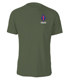 "1st Marine Division ""Vietnam"" Cotton Shirt"