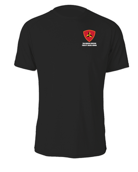 "3rd Marine Division ""Honor"" Cotton Shirt"