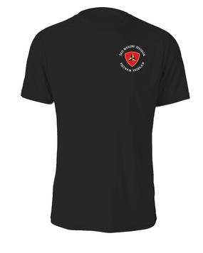 "3rd Marine Division ""Vietnam""-C-  Cotton Shirt"