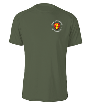 "7th Marine Regiment ""Vietnam"" -C- Cotton Shirt"