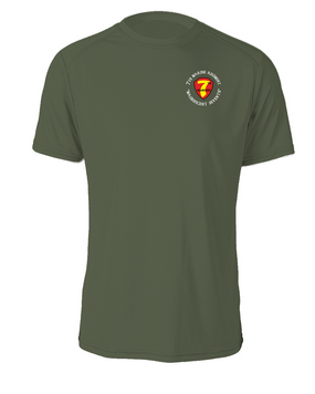 7th Marine Regiment-C-  Cotton Shirt
