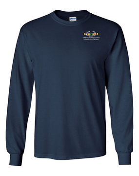 "Operation Desert Storm ""CIB"" Long-Sleeve Cotton T-Shirt"