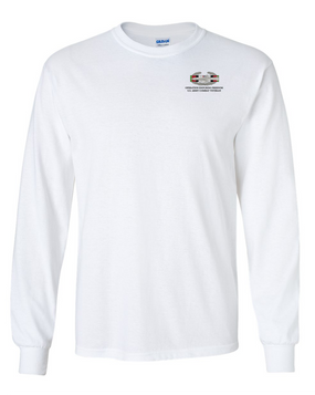 "Operation Enduring Freedom OEF ""CAB"" Long-Sleeve Cotton T-Shirt"