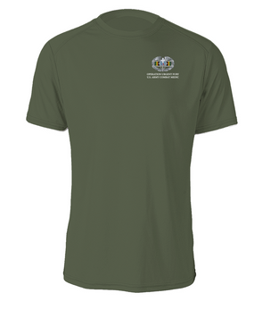 Operation Urgent Fury Combat Medical Badge Cotton Shirt
