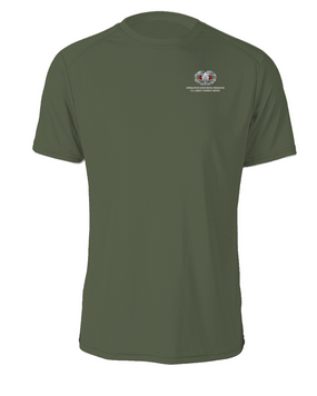 OEF Combat Medical Badge Cotton Shirt