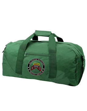 "2-75th Ranger Battalion (Original)-Tab-  ""Proudly Served"" Embroidered Duffel Bag"