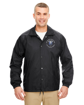 82nd Hqtrs & Hqtrs Battalion Embroidered Windbreaker