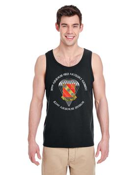 319th Airborne Field Artillery Regiment Tank Top