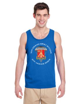 782nd Maintenance Battalion Tank Top