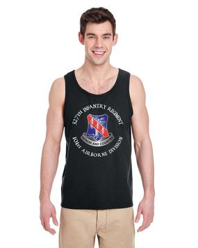 327th Infantry Regiment Tank Top