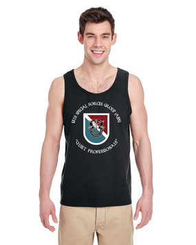 11th Special Forces Group Tank Top