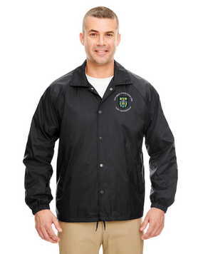 12th Special Forces Group Embroidered Windbreaker