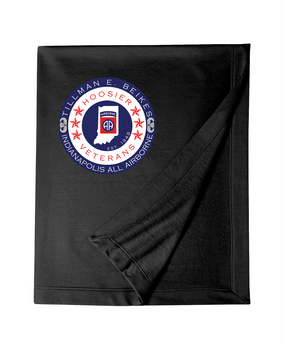 Indiana Chapter Embroidered Dryblend Stadium Blanket