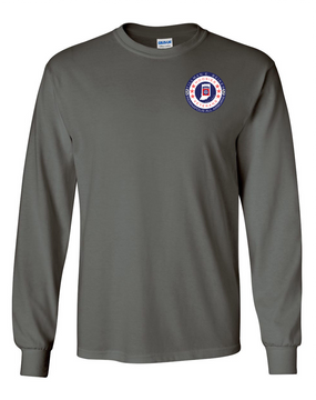 Indiana Chapter Long-Sleeve Cotton T-Shirt