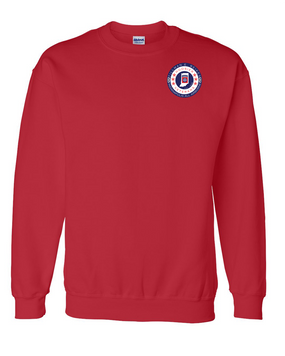 Indiana Chapter Embroidered Sweatshirt