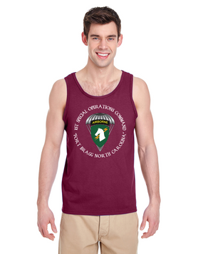 1st Special Operations Command SOCOM Tank Top