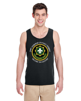 2nd Armored Cavalry Regiment Tank Top