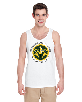 3rd Armored Cavalry Regiment Tank Top