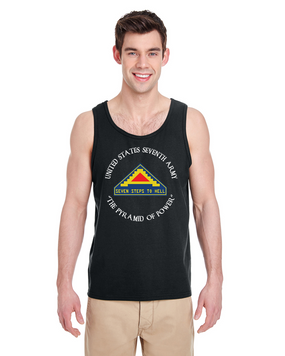 United States 7th Army Tank Top