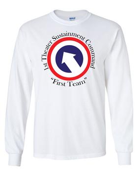 1st TSC (FF)  Long-Sleeve Cotton T-Shirt