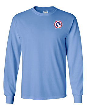 1st TSC  Long-Sleeve Cotton T-Shirt