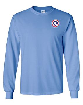 1st TSC  Long-Sleeve Cotton T-Shirt