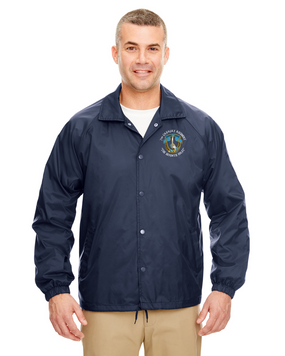 7th Cavalry Regiment Embroidered Windbreaker