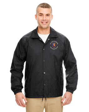 1st Aviation Brigade Embroidered Windbreaker