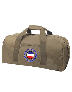 FORSCOM Embroidered Duffel Bag