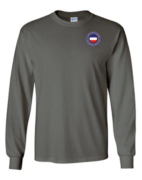 FORSCOM Long-Sleeve Cotton T-Shirt