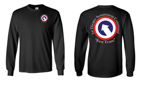 1st TSC (A)  Long-Sleeve Cotton T-Shirt