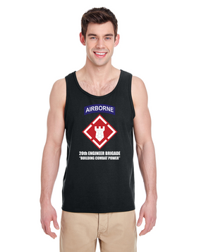 20th Engineer Brigade (Airborne) Tank Top