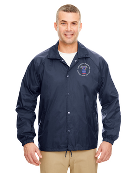 172nd Infantry Brigade (Airborne) Embroidered Windbreaker