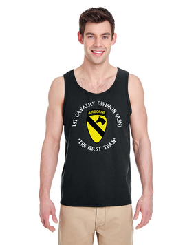 1st Cavalry Division (Airborne) Tank Top