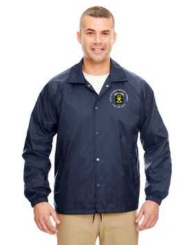 509th Embroidered Windbreaker