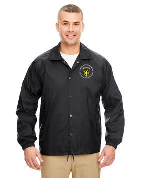 US Special Operations Command Embroidered Windbreaker