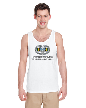 Operation Just Cause-CMB Tank Top-FF