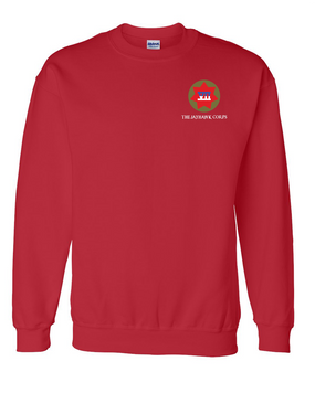 VII Corps Embroidered Sweatshirt