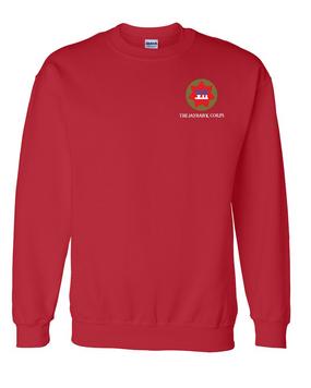 VII Corps Embroidered Sweatshirt