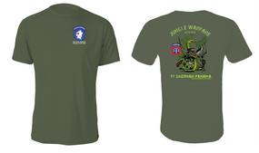 82nd Airborne Jungle Master JOTC Cotton Shirt