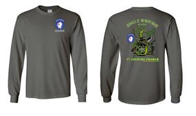 Jungle Master JOTC Long-Sleeve Cotton T-Shirt