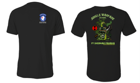 7th Infantry Division Jungle Master JOTC Cotton Shirt