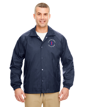 1st Marine Division Embroidered Windbreaker