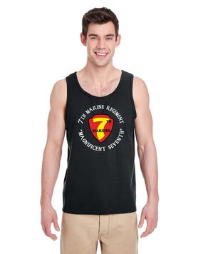7th Marine Regiment Tank Top-FF
