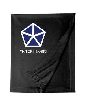 V Corps Embroidered Dryblend Stadium Blanket