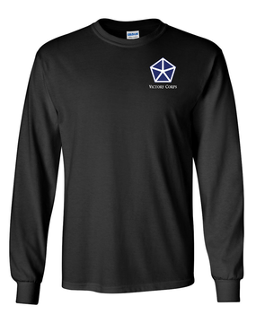 V Corps Long-Sleeve Cotton T-Shirt
