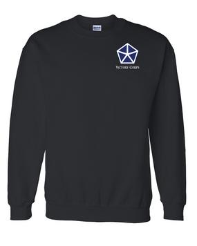 V Corps Embroidered Sweatshirt