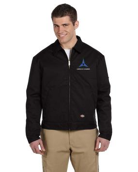 III Corps Dickies 8 oz. Lined Eisenhower Jacket